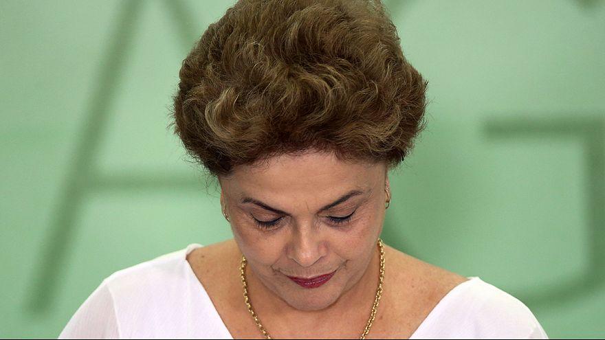 Brasile: Dilma Roussef verso l'impeachement