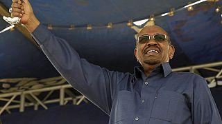 Sudan's al-Bashir says he will step down in 2020