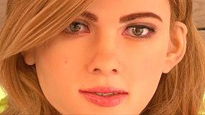 Le robot ressemble beaucoup à Scarlett Johasson