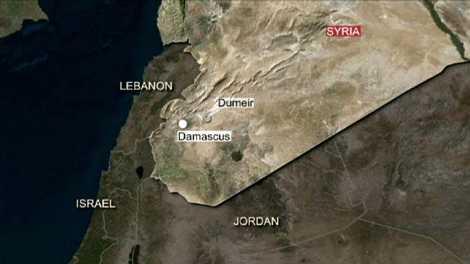 Suriye'de bir fabrikada çalışan 250 kişi kayboldu