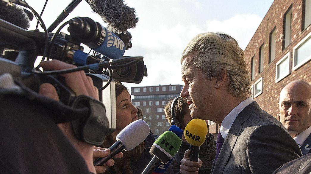"""É """"o início do fim da União Europeia"""", diz líder da extrema-direita holandesa sobre o referendo ao acordo UE/Ucrânia"""