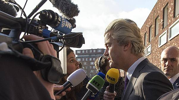 Wilders brands Dutch vote on Ukraine deal 'the beginning of the end of the EU'