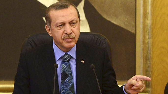 Migrants : Erdogan menace de ne pas appliquer l'accord si l'UE ne tient pas ses promesses