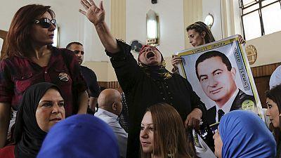 Égypte : le procès de Mubarak de nouveau ajourné
