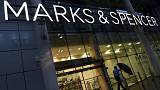 New M&S boss says he has tough job ahead