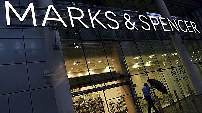 M&S, in calo le vendite di vestiti. Cambio ai piani alti