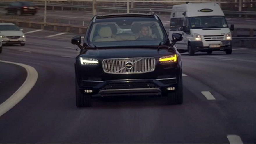 Volvo, sürücüsüz otomobillerini Çin'de de deneyecek