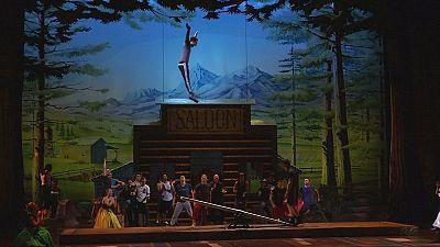 """""""Paramour"""": Das Broadway-Debüt des Cirque du Soleil"""