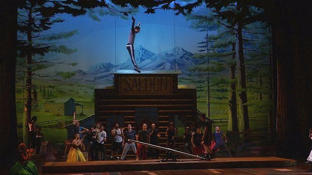 """""""Paramour"""", el nuevo espectáculo del Cirque du Soleil en Broadway"""