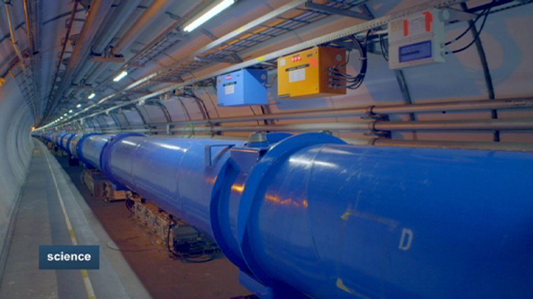 El Gran Colisionador de Hadrones, de nuevo en marcha