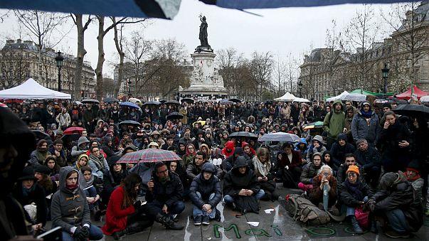 Nuit Debout en France : appel au rêve général