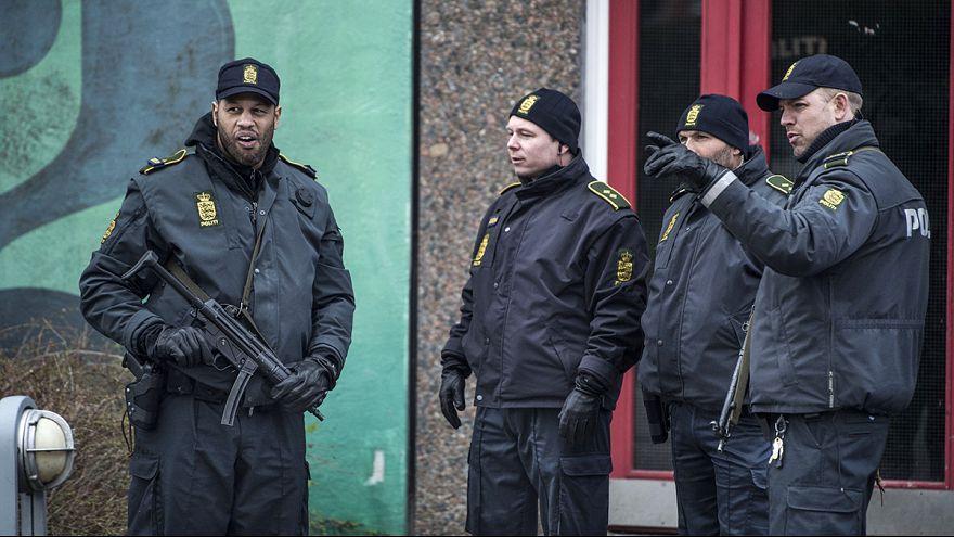 اعتقال أربعة أشخاص في كوبنهاغن يشتبه أنهم قاتلوا مع داعش