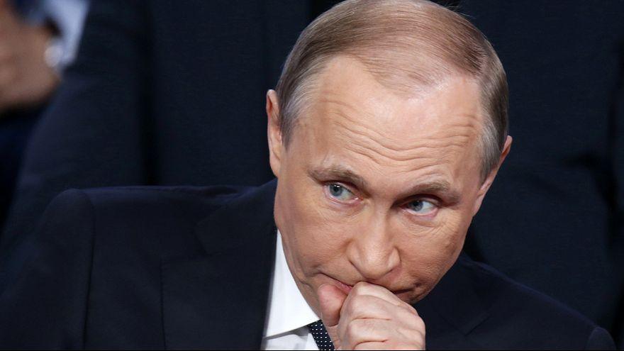 Putyin minden offshore-érintettséget tagad