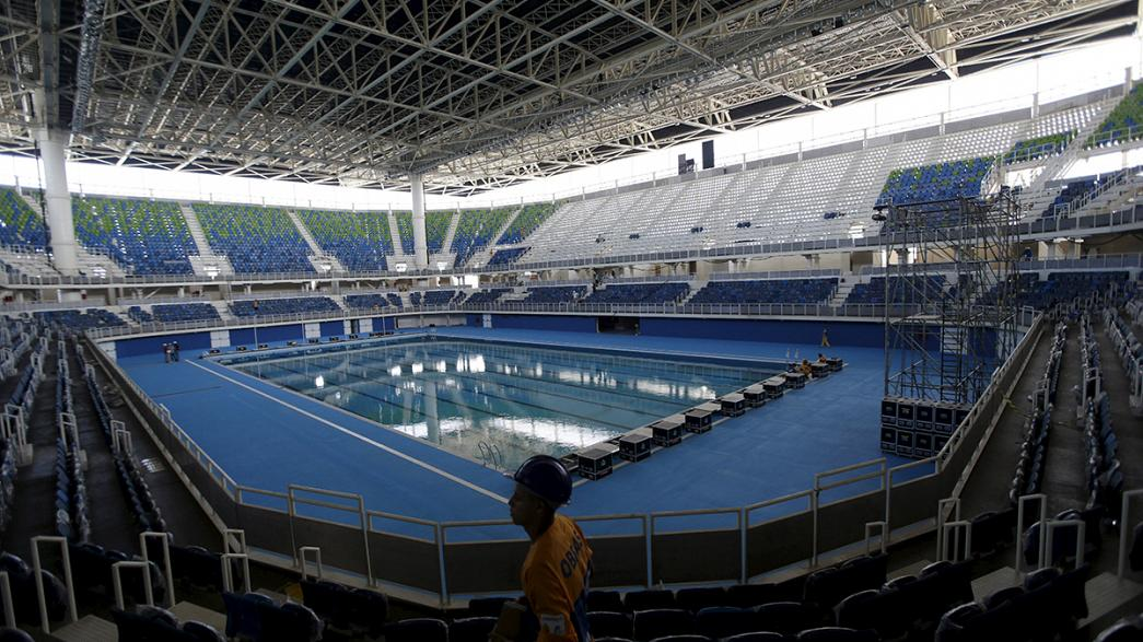 Brazilian police arrest 10 involved in Rio Olympic ticket scalping