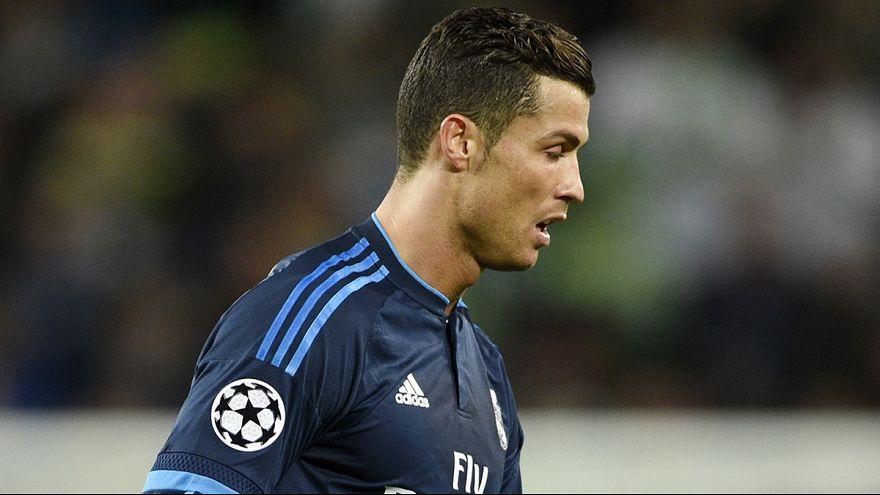 BL - Zidane nem boldog