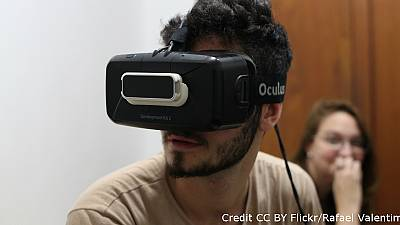 Virtual reality can - and will - be used for storytelling