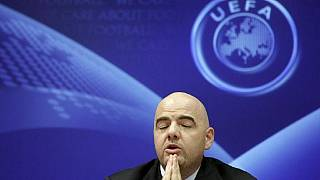 Swiss police raid UEFA offices over Infantino's link to 'Panama Papers'