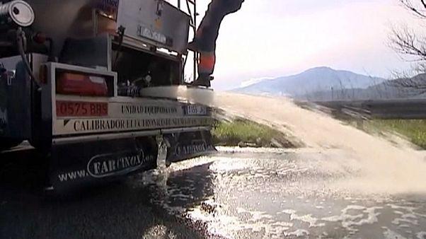 Guerra por el vino entre España y Francia, tras un ataque en la frontera a camiones españoles