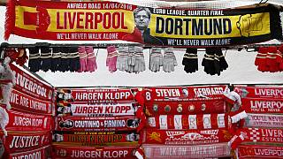 Football : Liverpool, Dortmund, même ferveur