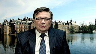 Ukraine envoy calls Dutch vote 'a referendum for eurosceptics'