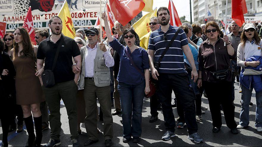 Grecia: contro la riforma delle pensioni il Paese torna a fermarsi per 24 ore