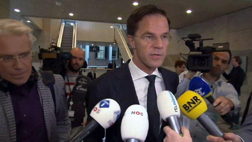 Растерянность в Брюсселе после нидерландского референдума