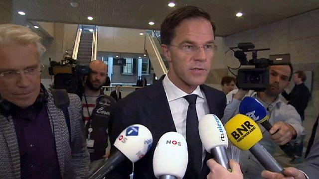 Hollanda Ukrayna'ya 'Hayır' dedi; AB sallandı