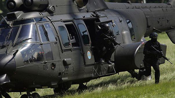 La aviación militar brasileña se entrena para los JJOO de Río