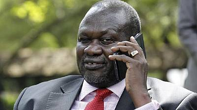 South Sudan's Riek Machar to take up Veep post in Juba in Mid-April
