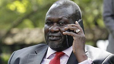 South Sudan's Riek Machar to take up Veep post in Juba in Mid-April