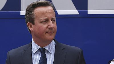David Cameron admits to profiting from father's offshore funds