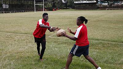 Kenya's women rugby team aims to make history at Olympics