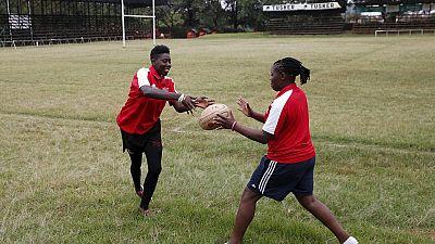 Kenya : l'équipe féminine de rugby vise haut pour Rio 2016