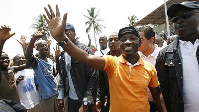 Le livre de Blé Goudé, détenu à la CPI, est interdit de vente en Côte d'Ivoire