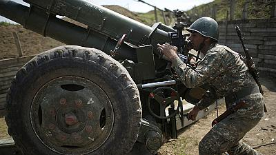 Nagorno-Karabakh truce shows signs of fracture