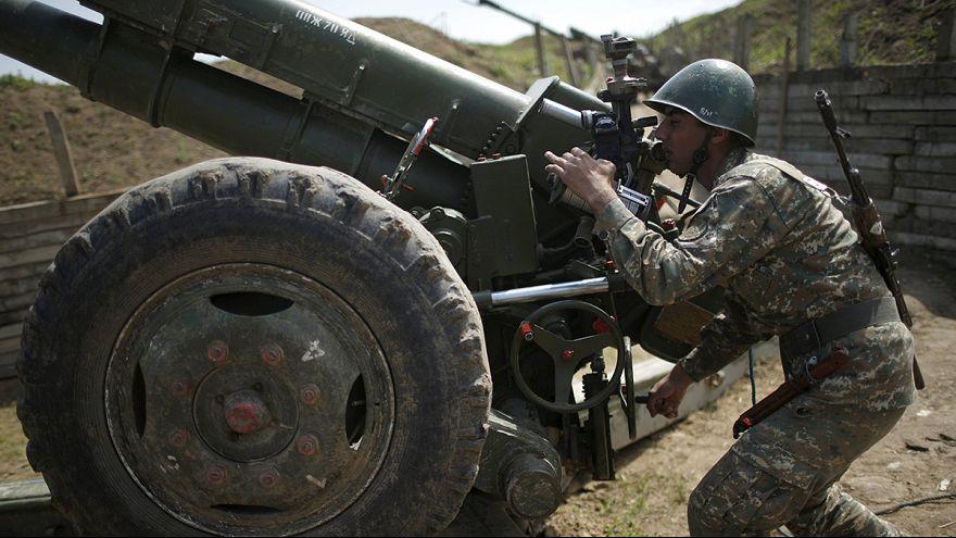 Waffenstillstand in Berg-Karabach brüchig