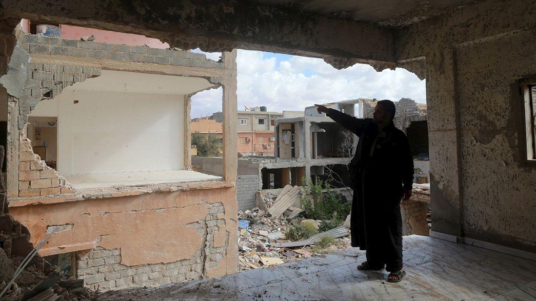 Исламистов в Ливии стало в два раза больше