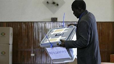 Voting begins slowly in Djibouti's presidential election