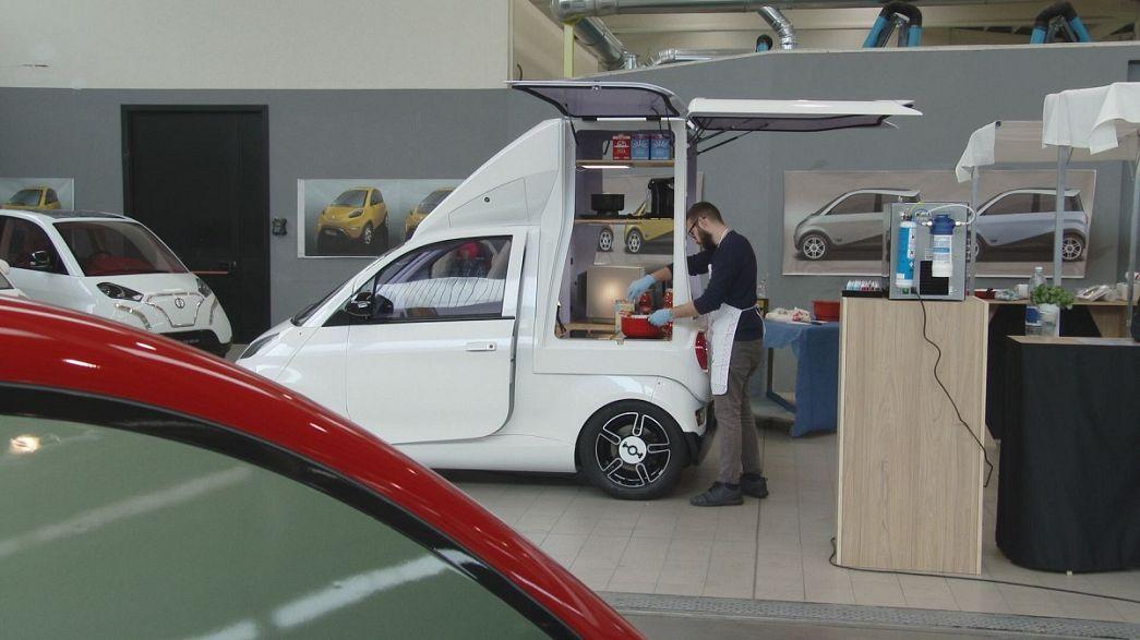 Retour vers le futur des véhicules électriques