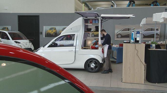 Электромобили завтрашнего дня: высокая автономность плюс умение готовить
