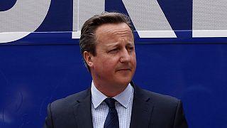 Semana complicada para David Cameron