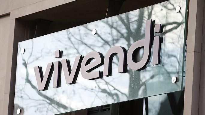Berlusconi'nin kanalı, Fransız medya şirketi Vivendi'nin oluyor