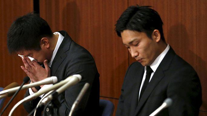Kento Momota admits to gambling at an illegal casino