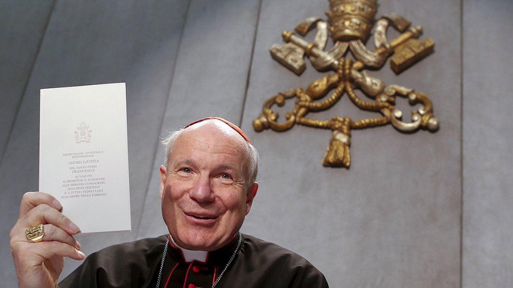 Divorcés, remariés, concubins : le pape François appelle à la miséricorde