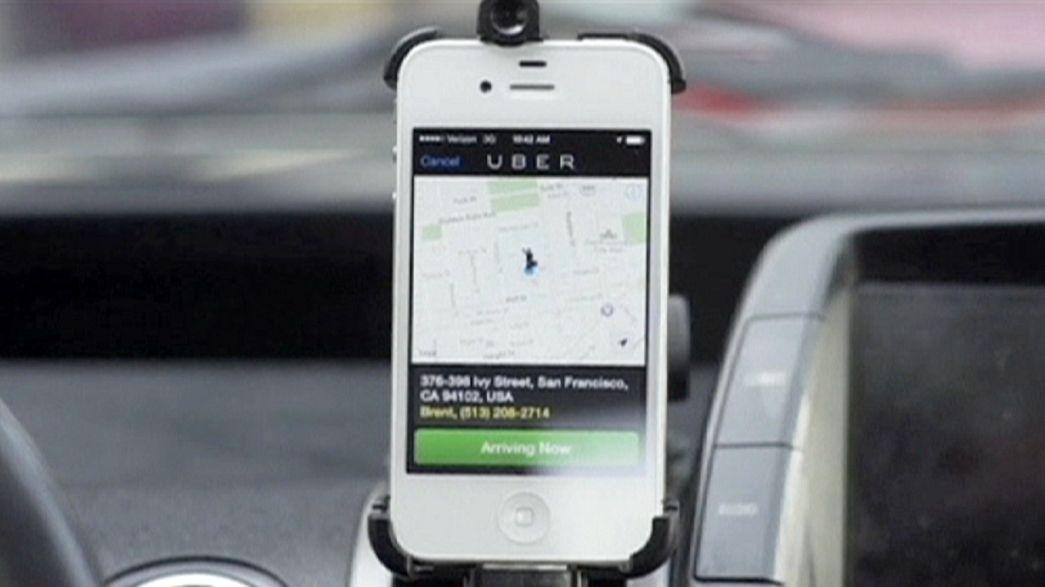 Uber paga para arquivar queixas na Califórnia