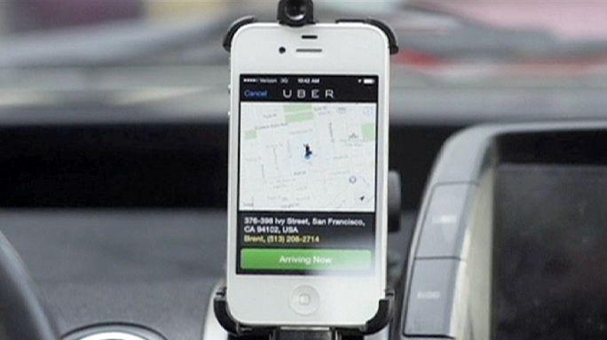Uber урегулировала судебный спор с властями Калифорнии