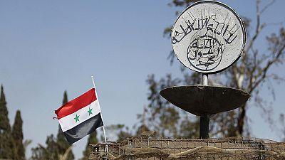 Syrien: IS-Dschihadisten verlieren an der Grenze zur Türkei an Boden