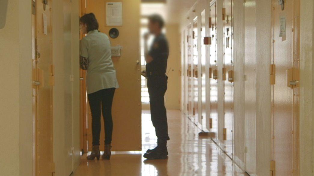 Francia tiene el promedio de suicidios en las prisiones más elevado de Europa