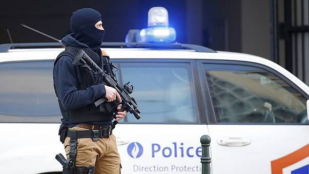 Paris terror suspect Mohamed Abrini 'arrested' in Belgium