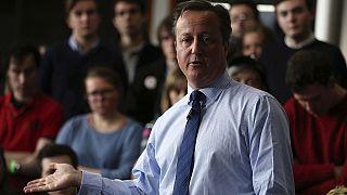 """""""Confissão"""" sobre o Panamá derruba Cameron nas sondagens"""